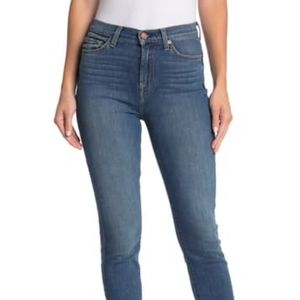 NWOT 7 For All Mankind Gwenevere Jeans